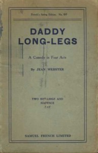 Daddy Long Legs: A Comedy In Four Acts