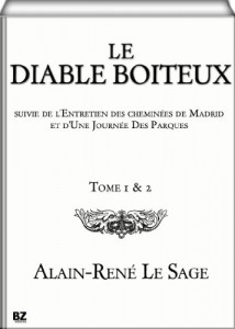 Le diable boiteux (tome I & II) (French Edition)