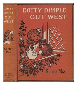 Dotty Dimple out West (Dotty Dimple stories)