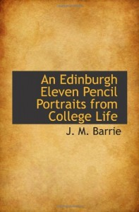 An Edinburgh Eleven Pencil Portraits from College Life