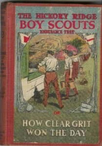 The Hickory Ridge Boy Scouts Endurance Test or How Clear Grit Won the Day (Hickory Ridge Boy Scouts, Volume 6)