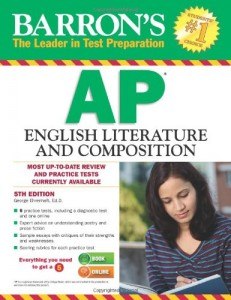 Barron's AP English Literature and Composition, 5th Edition (Barron's Ap English Literture and Composition)