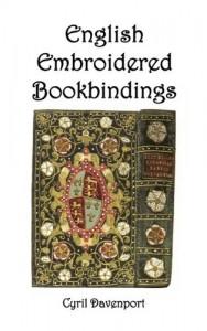English Embroidered Bookbindings