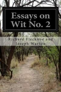 Essays on Wit No. 2
