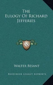 The Eulogy Of Richard Jefferies