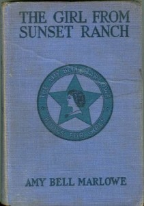 The Girl from Sunset Ranch, Or, Alone in a Great City (Books for Girls)