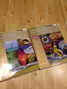 Learning Language Arts Through Literature Gold British Literature (High School) Set Homeschool Kit in a Bag