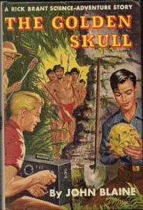 A Rick Brant Science- Adventure Story – The Golden Skull