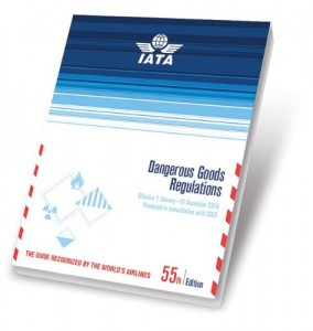 "Dangerous Goods Regulations 2014: Iata – Resolution 618 Attachment ""A"": Effective 1 January – 31 December 2014"