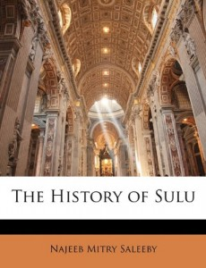 The History of Sulu