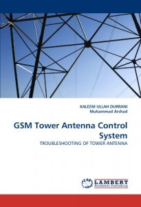 GSM Tower Antenna Control System: TROUBLESHOOTING OF TOWER ANTENNA