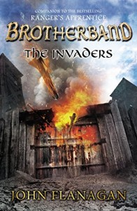 The Invaders: Brotherband Chronicles, Book 2
