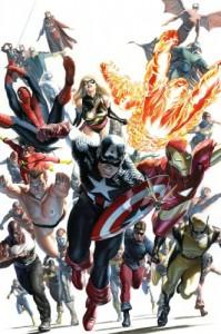 Avengers / Invaders (Graphic Novel Pb)