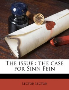 The issue: the case for Sinn Fein