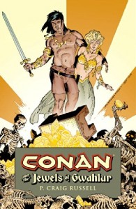 Conan and the Jewels of Gwahlur (Conan (Dark Horse Unnumbered))