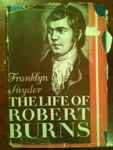The life of Robert Burns,