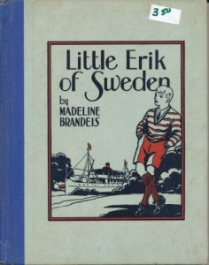 Little Erik Of Sweden – Children Of All Lands Stories