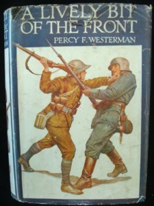 A Lively Bit of the Front : A Tale of the New Zealand Rifles on the Western Front