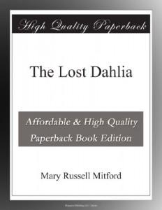 The Lost Dahlia