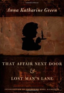 That Affair Next Door and Lost Man's Lane