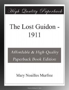 The Lost Guidon – 1911
