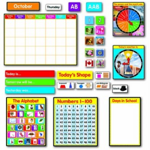 Carson Dellosa Morning Meeting Solution Bulletin Board Set (110115)