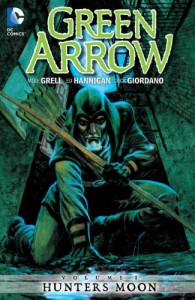 Green Arrow Vol. 1: Hunters Moon (Green Arrow (Graphic Novels))