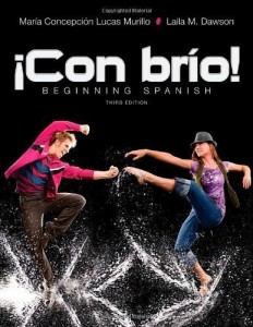 Con brio: Beginning Spanish (Spanish Edition) 3rd (third) Edition by Lucas Murillo, Maria C., Dawson, Laila M. published by Wiley (2012)