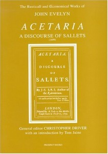 Acetaria: A Discourse of Sallets (None)