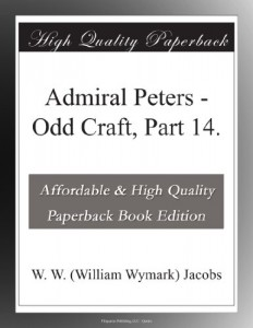 Admiral Peters – Odd Craft, Part 14.