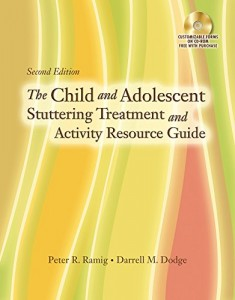 The Child and Adolescent Stuttering Treatment & Activity Resource Guide (Book Only)