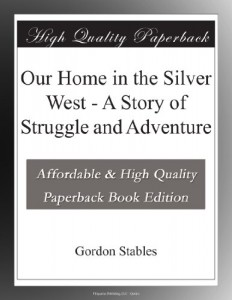 Our Home in the Silver West – A Story of Struggle and Adventure