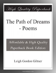 The Path of Dreams – Poems