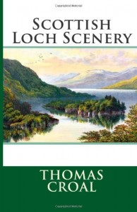 Scottish Loch Scenery