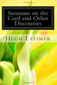 Sermons on the Card and Other Discourses