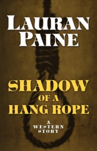 Shadow Of A Hang Rope (Five Star Western Series)