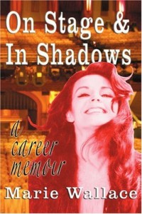 On Stage & In Shadows : a career memoir, Preface by Ruth Buzzi, Foreword by Jonathan Frid