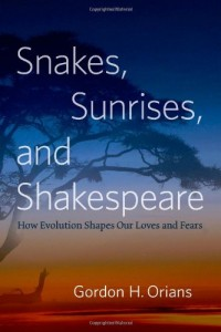 Snakes, Sunrises, and Shakespeare: How Evolution Shapes Our Loves and Fears