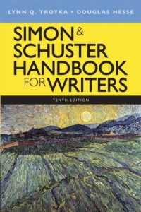Simon & Schuster Handbook for Writers (10th Edition)