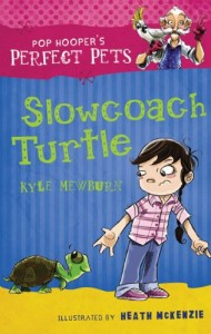 Slowcoach Turtle (Pop Hooper's Perfect Pets)