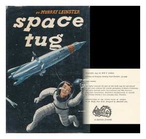 Space Tug [By] Murray Leinster [Pseud. ]