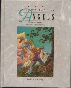 A Child's Book of Angels: Stories from the Bible About God's Special Messengers