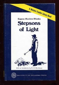 Stepsons of Light (Western Frontier Library)