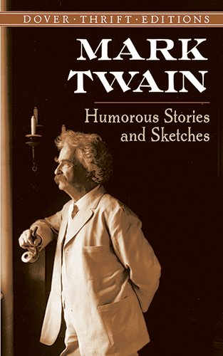 mark twains use of satire and humor in his writing