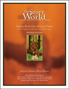 The Story of the World, Activity Book 1: Ancient Times – From the Earliest Nomad to the Last Roman Emperor