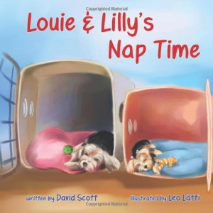 Louie & Lilly's Nap Time: Bedtime Story Books for Kids (Rhyming Children's Books)