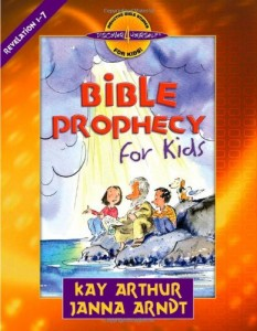 Bible Prophecy for Kids: Revelation 1-7 (Discover 4 Yourself Inductive Bible Studies for Kids)
