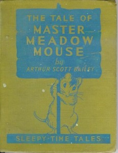 The Tale of Master Meadow Mouse (Sleepy- time tales)