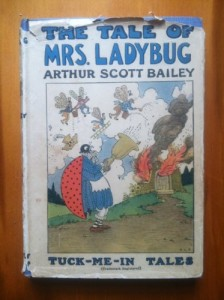 Tale of Mrs. Ladybug, Tuck Me in Tales