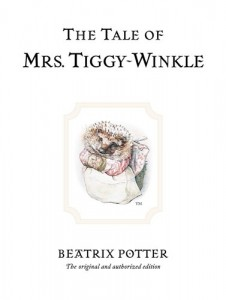 The Tale of Mrs. Tiggy-Winkle (Peter Rabbit)